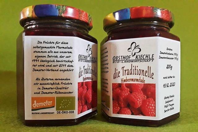 Dieser fruchtige Aufstrich aus Bio-Obst kommt aus Schallstadt-Mengen
