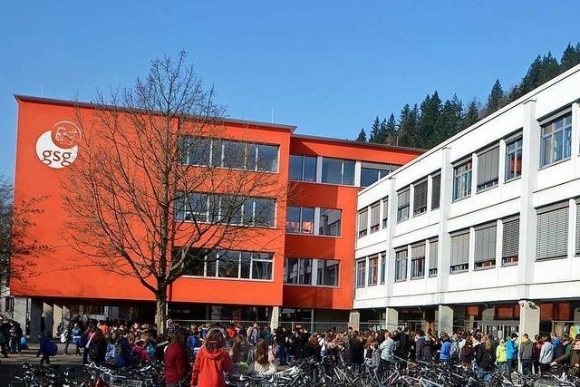 Waldkircher Gymnasium bis zum 22. März zu – Kursstufe bekommt Aufgaben