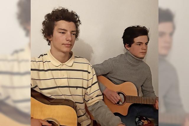 Die Birkenhofsiedlung zeigt ihre musikalischen Talente