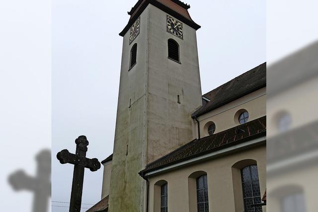 Pfarrkirche wird renoviert