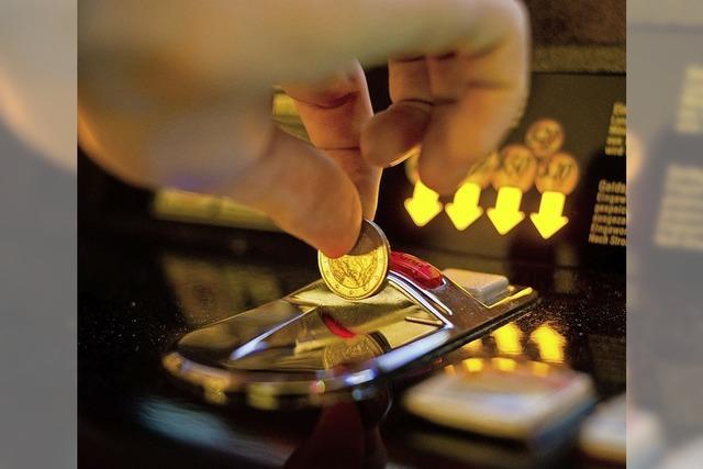 240 000 Euro an Steuern aus Spielautomaten