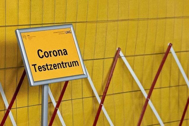 Im Landkreis gibt es einen zweiten Corona-Fall