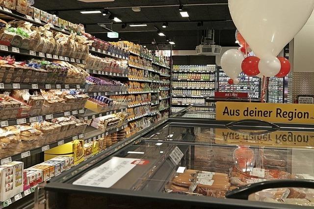 Innenstadt hat wieder einen Lebensmittelhändler