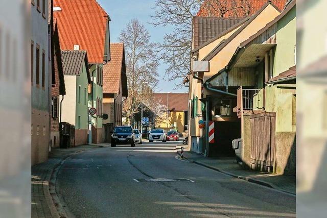 Mahlberg will die Ortsmitte vom Baustellenverkehr befreien − für 2 Millionen Euro