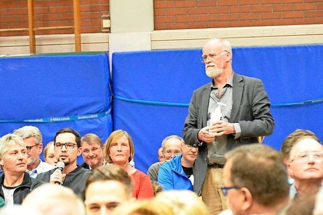 Was das Publikum von den Bürgermeisterkandidaten wissen wollte