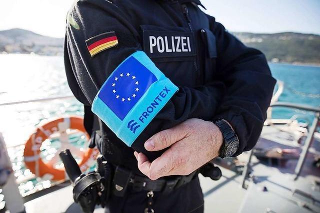 Deutsche Beamte müssen bei Frontex-Missionen griechische Befehle ausführen