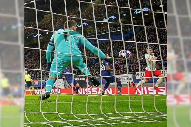 3:0 – Leipzig erstmals im Viertelfinale