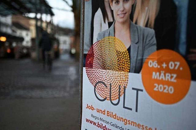 Die Cult-Messe soll 2021 wieder in Lörrach stattfinden