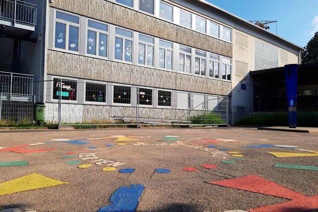 Die Sanierung der Scheffelschule in Rheinfelden wird teurer