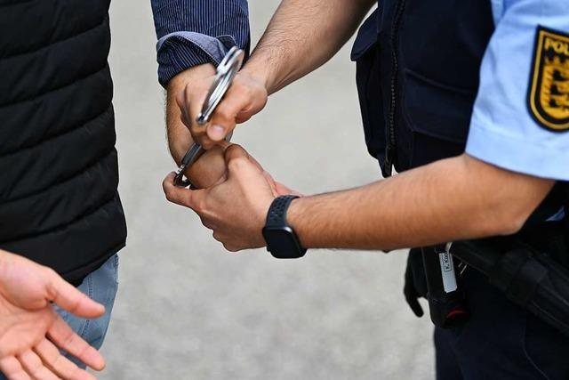 Polizei nimmt mutmaßlichen Einbrecher in Brombach fest