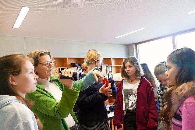 Zischup-Aktionstag: Wenn Schüler zu Filmemacher werden
