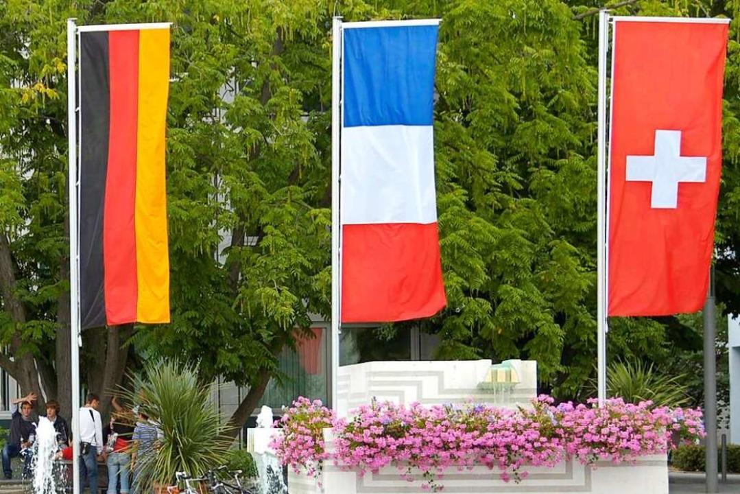 Drei Länder, drei Herangehensweisen? I...s gelten sehr unterschiedliche Regeln.  | Foto: Hannes Lauber