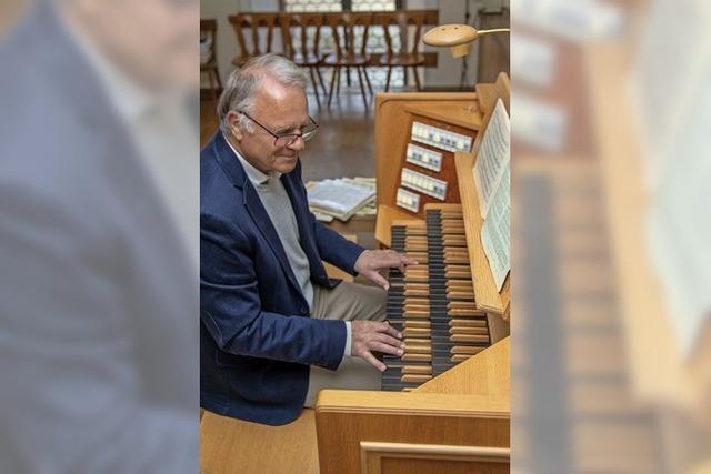 Neue Orgel in Ettenheimweiler