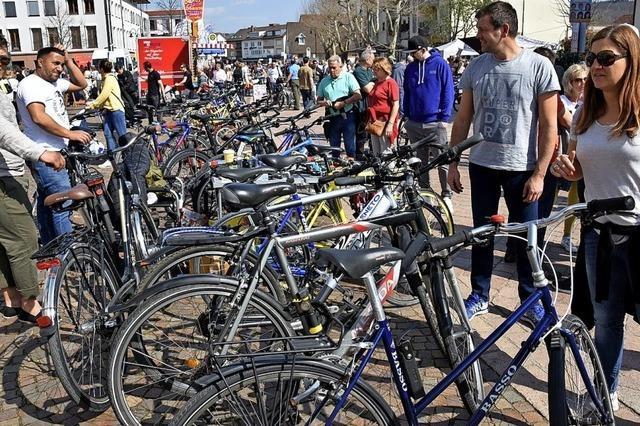 Fahrrad- und Frühlingsmarkt wird abgesagt
