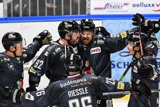 Der EHC Freiburg vermisst die Einnahmen aus den Playoffs der DEL 2