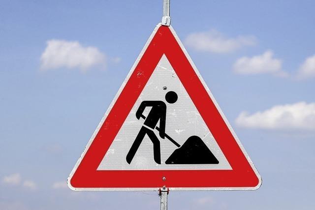 Straßensanierung geht weiter