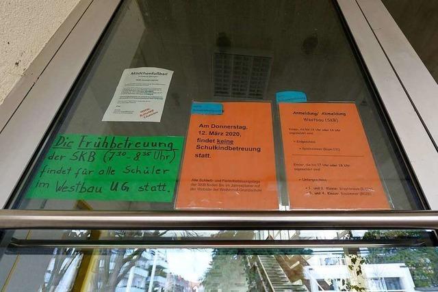 Eltern und Schulen in Freiburg haben viele Fragen wegen Corona
