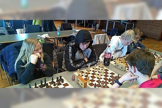 Erfolgreiche Schachspieler