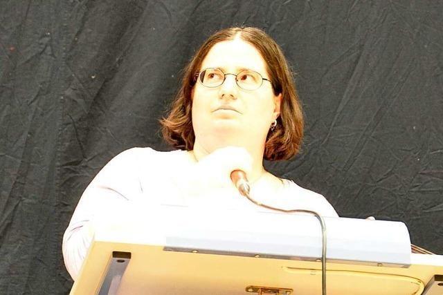 Wäre die Kandidatin Marina Ertel dem Amt gewachsen?