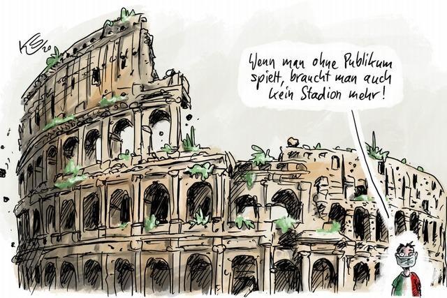 In Italien schon Realität!