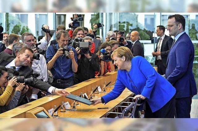 In der Krise braucht Merkel die Bürger