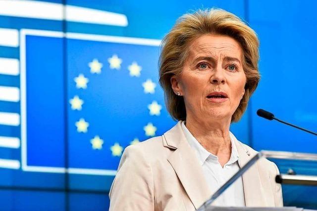 Ursula von der Leyen hat die antieuropäischen Stimmen unterschätzt