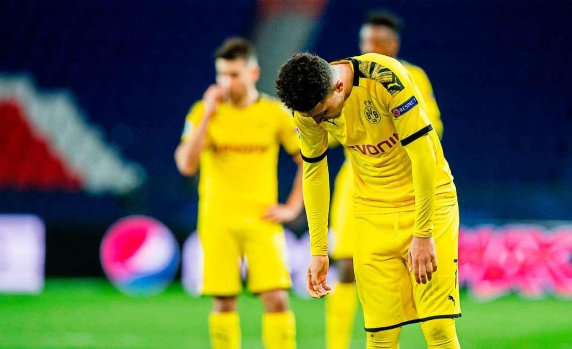Kein guter Tag für den BVB  | Foto: ALEXANDRE SIMOES (AFP)