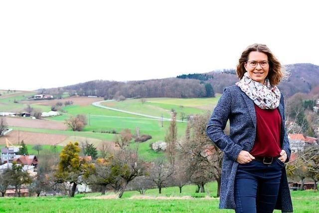 Kandidatenrundgang: Simone Penner will Altes bewahren und weiterentwickeln