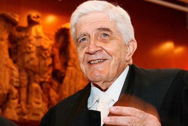 Linksliberaler Freidemokrat Hirsch mit 89 Jahren gestorben