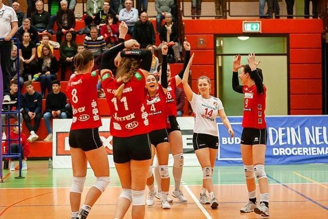 VC Offenburg: Der Trainings- und Spielbetrieb ruht