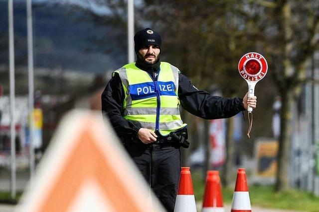 Landrätinnen wollen verstärkte Grenzkontrollen zu Frankreich