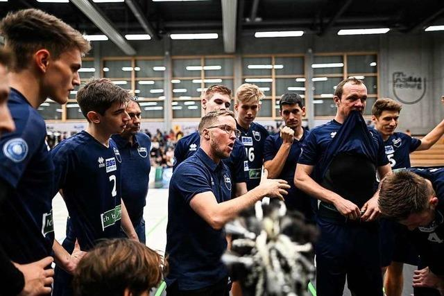 Für den Volleyball-Zweitligisten FT 1844 Freiburg ist die Saison zu Ende – Verband stellt Spielbetrieb wegen Coronavirus ein
