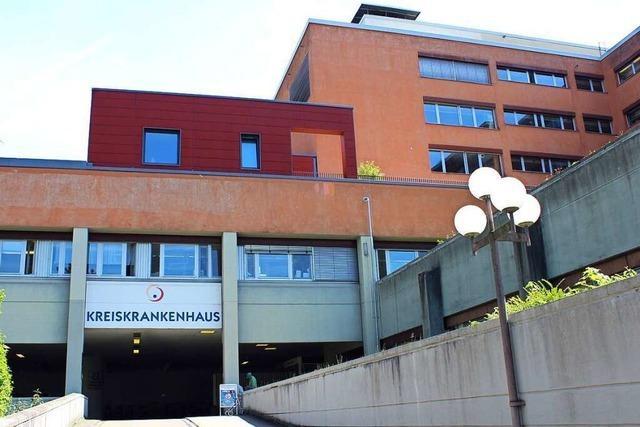 Erster Corona-Patient im Kreiskrankenhaus bestätigt