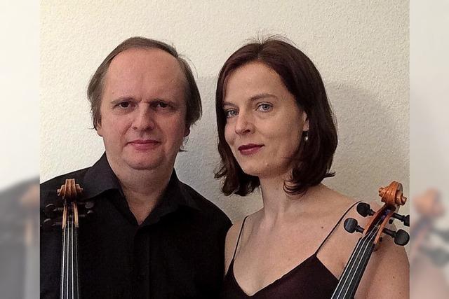 Das Offenburger Ensemble spielt im Salmen Werke der klassischen Moderne