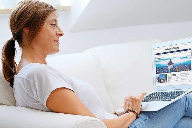 Informieren Sie sich über aktuelle Entwicklungen mit BZ-Digital Premium!