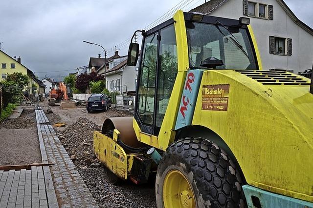 1,7 Millionen Euro für Breitmattstraße