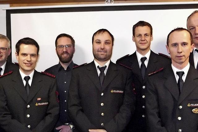 Hilfe in Notlagen steht bei der Feuerwehr an vorderster Stelle