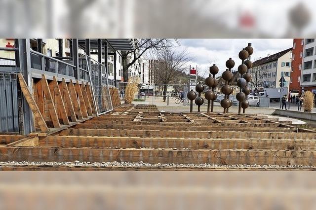 Bollenbrunnen lädt bald wieder zum Verweilen ein