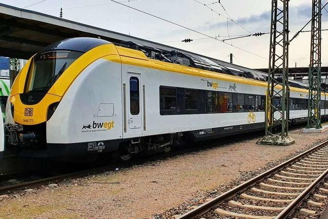 Nahverkehrsverband fordert Entschädigungen für Fahrgäste der Breisgau-S-Bahn