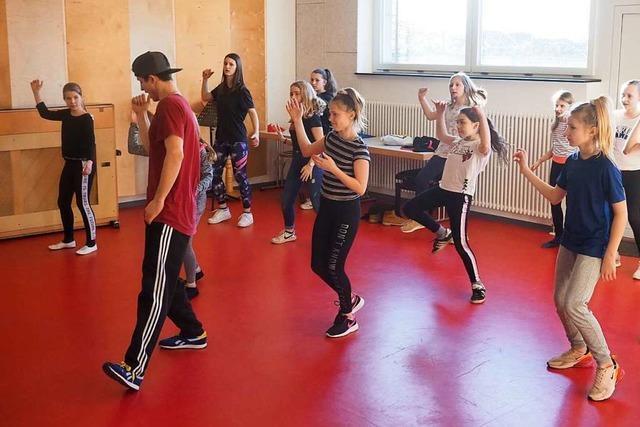 Hiphop, Tiktok und Breakdance gibt es im Jugendzentrum Heitersheim
