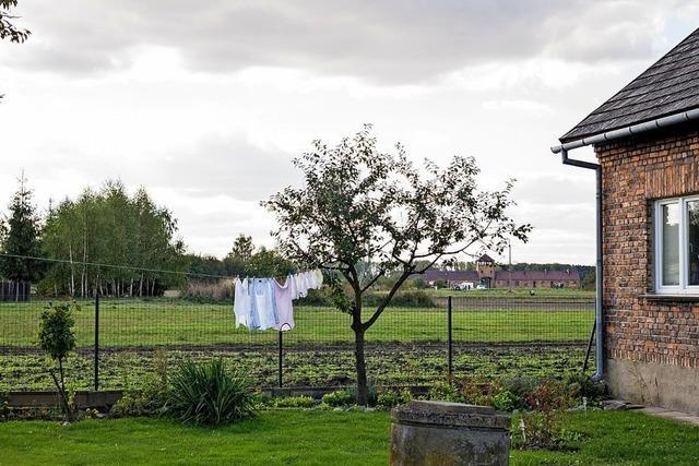 Nachbarschaften von Auschwitz in Bildern