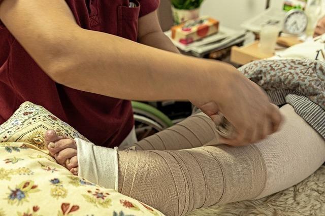Altenpflege im Krisenmodus