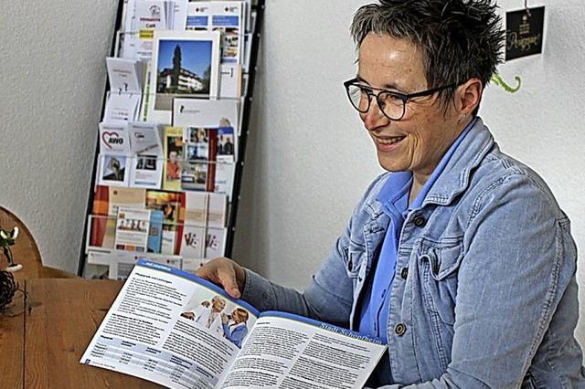 Rat und Hilfe für Ältere
