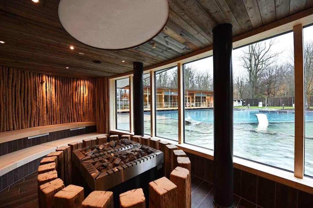 35 bis 40 Prozent weniger Besucher verzeichnet das Eugen-Keidel-Bad aktuell.  | Foto: Rita Eggstein