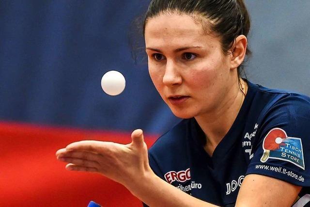 Gegner des ESV Weil sagt wegen Coronavirus ab – Spitzenspielerin Vasylieva im Fragebogen