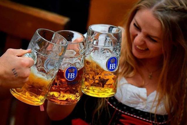 Süd- und Ostdeutsche trinken gerne