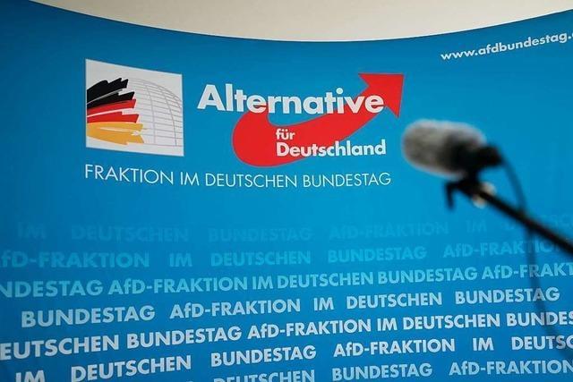 AfD sagt Parteitag in Offenburg wegen Corona-Krise ab