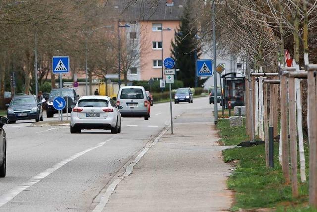 Diskussionen um den Ausbau der Schwarzwaldstraße