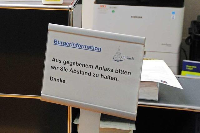 Bürgermeister im westlichen Breisgau kritisieren Informationspolitik des Landratsamts