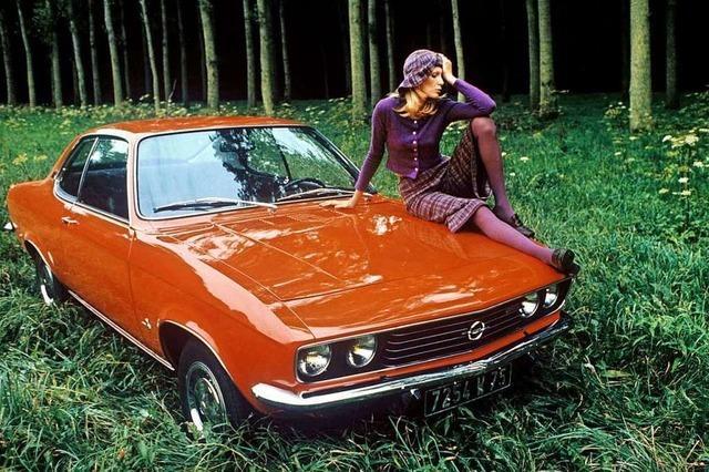 Boah, ey! Opel überlegt das Kultmodell Manta wiederzubeleben – elektrisch
